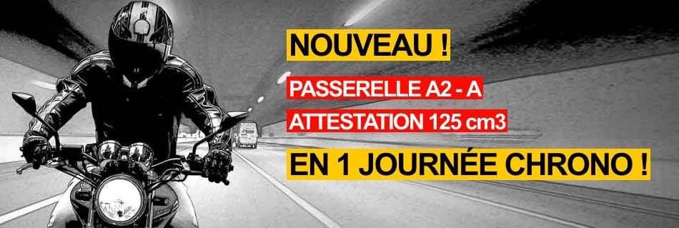 Passerelle A2