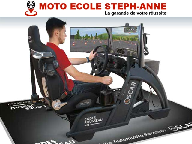 simulateur de conduite 78 yvelines