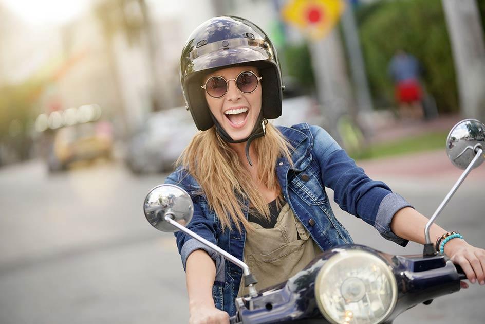 Conduire un scooter ou une moto 125 avec le permis B